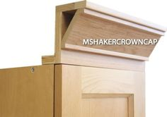 shaker cabinet crown | MSHAKERCROWNCAP-4.jpg
