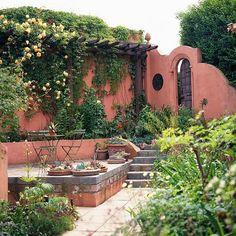 Clay House design