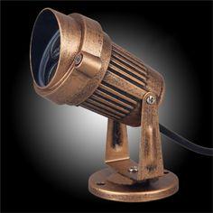 LEDスポットライト LEDシーリングライト 屋外照明 ガーデン照明器具 防水性 1灯