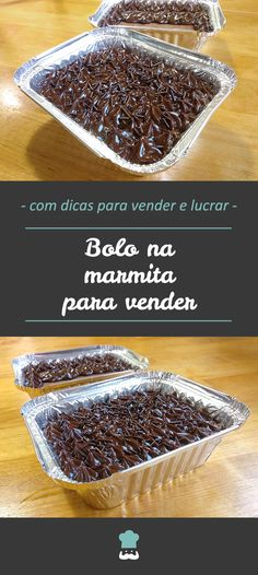 Receita de bolo na panela para vender - Receitas - Coffee Delivery, Dessert Recipes, Desserts, Yummy Cakes, Cheesecake, Easy Meals, Food And Drink, Yummy Food, Sweets