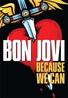 Bon Jovi Tour is on TOUR! And I've got a #Giveaway