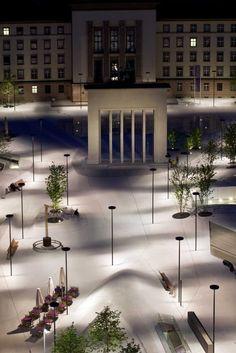 EDUARD-WALLNÖFER-PLATZ BY LAAC ARCHITEKTEN STIEFEL KRAMER ARCHITECTURE - Lighting