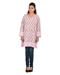 Damyantii Plus Size Women's Cotton Round Neck Kurti in Si... http://www.amazon.in/dp/B011LCF2C6/ref=cm_sw_r_pi_dp_x_0NCQxb0VP2S6K