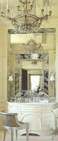 Gorgeous mirrors