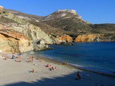Η διαχρονικά ελκυστική Φολέγανδρος [εικόνες] - Ενας όμορφα άγριος τόπος   iefimerida.gr Dive Resort, Boat Tours, Diving, Greece, Castle, Sea, Water, Beaches, Outdoor