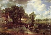 John Constable The Hay Wain painting is available for sale; this John Constable The Hay Wain art Painting is at a discount of off. Landscape Art, Landscape Paintings, Oil Paintings, Romanticism Paintings, Nature Paintings, Animal Paintings, John Constable Paintings, National Gallery, Painting Wallpaper