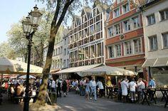 Düsseldorf: Altstadt (Old Town)
