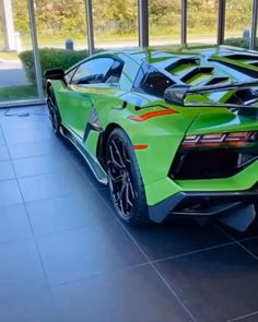 Luxury Cars For Sale, Luxury Sports Cars, Exotic Sports Cars, Exotic Cars, Green Lamborghini, Best Lamborghini, Lamborghini Aventador, Fast Sports Cars, Sport Cars