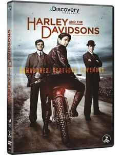Harley & The Davidsons - Stagione 01 (2 Dvd) (DVD Nuovo)