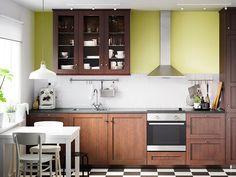 Ideas para hacer un office en cocinas mini