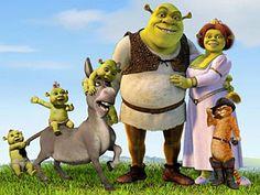 Shrek Games - KIDS GAMES HEROES