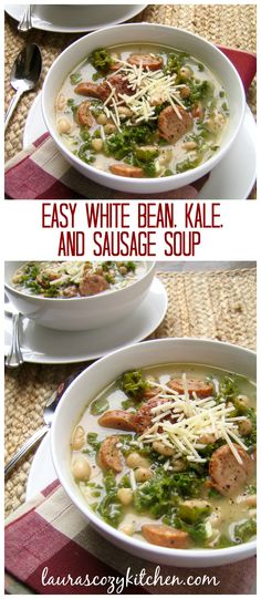 A super delicious warm-you-from-the-inside-out soup for chilly autumn days. So good...
