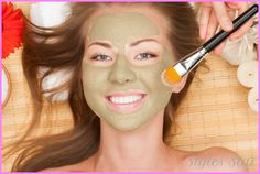 Homemade Facial Mask Recipes Using the 5 Elements Homemade Facial Mask, Homemade Skin Care, Clay Face Mask, Clay Masks, Mud Masks, Dry Out Pimples, Lotion Recipe, 5 Elements