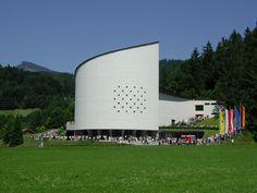 The theatre Alps, Theatre, Theater
