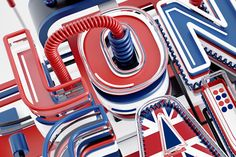 Typography 11. on Behance