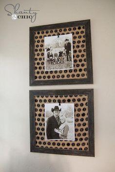 DIY Tutorial: DIY HOME / DIY Clip Frames for My Bedroom! - Bead&Cord