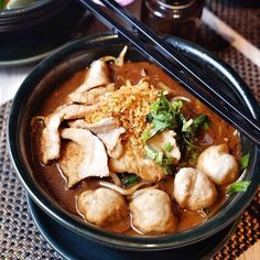 We are on #IONFoodie Travels today trying out a total of 8 different dining outlets in @ion_orchard ! They are having 1-for-1 foodie deals and discounts from now till 31 July 2016. The Ayuthaya Boat Noodles with Pork ($12.90) at Nara Thai is a huge soupy portion filled with pork slices meat balls and rich stock. You can enjoy 1-for-1 deal from 11.30am to 6pm daily. Check out their app for more good deals! by misstamchiak