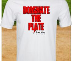 Special Pinterest Only Deal on Dominate The Plate T-Shirts. Limited Sizes and Quantities Available