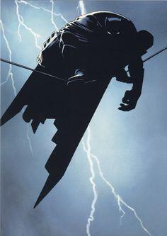 Dark Knight by Frank Miller.