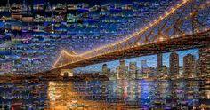Incredible Photo Mosaics Brisbane, Australia