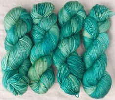 Inspired by the Wizard of Oz: The Emerald City fingering silky cashmere