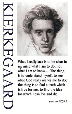 I find him [Kierkegaard ] simply insupportable and cannot understand, or rather, I understand only too well, why the theological neurosis of our time has made such a fuss over him. ~Carl Jung, Letters Vol. I, Pages 231-232