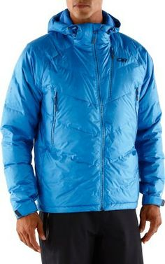 Outdoor Research Floodlight Down Jacket - Down + Waterproofing? My kind of Jacket!