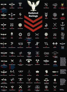 U.S.Navy Enlisted Rating
