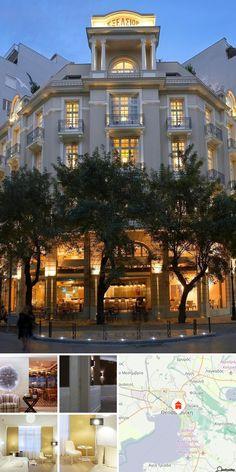 Este hotel localiza-se mesmo no centro da cidade de Salónica. Encontra-se na esquina das ruas Mitropoleos e Komninon, a apenas alguns passos da rua comercial Tsimiski e da pitoresca Praça Aristotelous. Até ao aeroporto da Macedónia são aproximadamente 20 km.