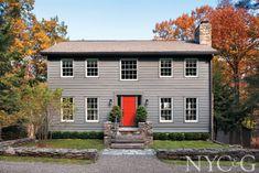 Tour Designer John Willey's Country Getaway - New York Cottages & Gardens - November 2015 - New York, NY