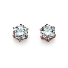 Beautiful jewelry by Oliver Weber with Swarovski Crystals Winter Collection, Swarovski Crystals, Stud Earrings, Crystal Earrings, Rose Gold, Engagement Rings, Beautiful, Fields, Material