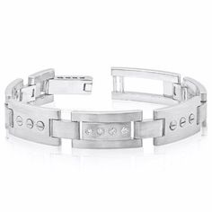 14K White gold 0.6cttw Diamond Bracelet Jewelry Pot. $7470.99. All Genuine Diamonds, Gemstones, Materials, and Precious Metals. Fabulous Promotions and Discounts!. 100% Satisfaction Guarantee. Questions? Call 866-923-4446. 30 Day Money Back Guarantee. Your item will be shipped the same or next weekday!. Save 52%!