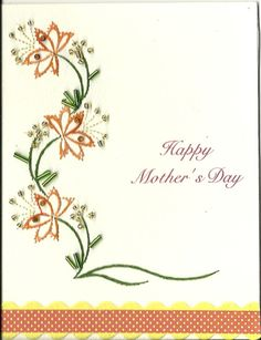 Mother's Day card by HandmadeCardsByAnita on Etsy, $7.00