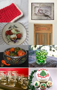 Pay it Forward Treasury In The Kitchen by Randy n Cindy Rogers--Pinned with TreasuryPin.com