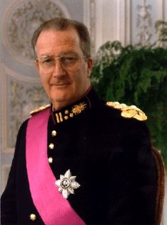 Former belgian king | Belgium - king albert II