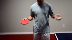 This video discusses a simple method to practice getting more spin on your serves. A lot of people have trouble adding more spin to their serves because they. Table Tennis Game, How To Play Tennis, Tennis Accessories, Drop Shot, Tennis Workout, Tennis Tips, Ping Pong Table, Spinning, Exercise
