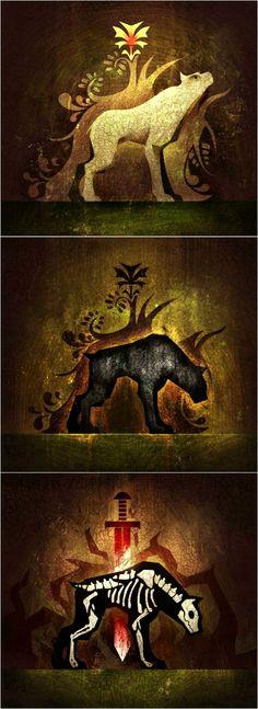 Dragon Age Keep images - Dog at Ostagar