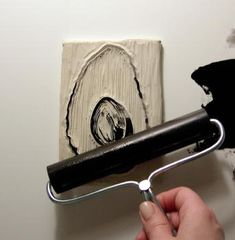 great post about block printing...want to try!