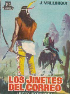 Los jinetes del correo. Ed. Cid, 1961 (Col. Dos hombres buenos ; 90)