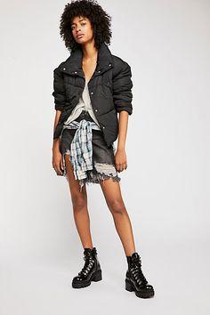 Weekender Puffer Jacket - Block Hoodless Winter Puffer Jacket - Cool Winter Puffer Coats Winter Puffer Jackets, Fall Jackets, Jackets For Women, Puffer Coats, Stay Warm, Warm And Cozy, Puffy Jacket, Winter Coat, Free People