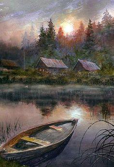 Таврин Юрий. Северная тишина