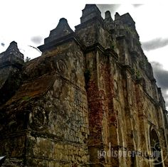 Paoay Church, Ilocos Norte, Phillipines Philippines Destinations, Philippines Travel, Ilocos, Dream Trips, Holiday Break, Place Of Worship, South Pacific, Going Home, Filipino