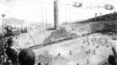 """Mistério de partida de futebol """"suspensa por causa de óvnis"""" permanece 60 anos depois - UFOsFacts"""