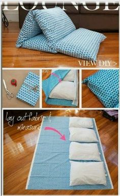 Folding bed for any purpose...