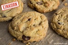Everyone has a go-to chocolate chip brown butter cookies recipe, but ours is truly unique! This recipe is prepared using delicious and nutritious einkorn flour, so the resulting flavor is nutty and sweet.