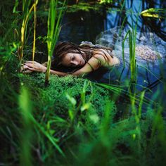Elena Kalis Underwater Photography - Like a Fairy