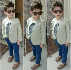Hes got style !! Eat your heart out Hollywood