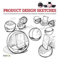 Product Design Sketches dessin analytique de l'objet : renseignement sur l'utilité , la fonction ...