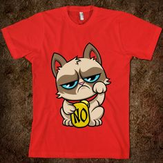 Maneki-Neko Grumpy Cat