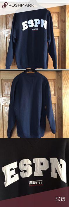 Espn crewneck vintage Condition 9/10 espn Sweaters Crewneck